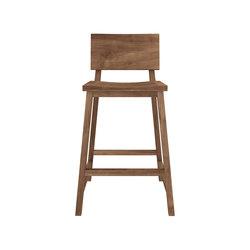 Teak N3 kitchen counter stool | Bar stools | Ethnicraft