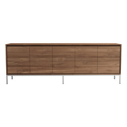 Teak Essential sideboard | Sideboards | Ethnicraft