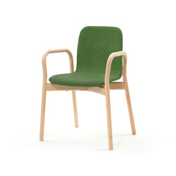 Two Tone Armchair | Restaurant chairs | Discipline