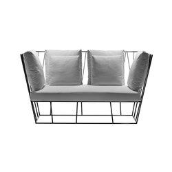 Hervé sofa | Garden sofas | Driade