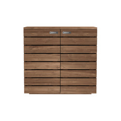 Teak Horizon shoe rack | Muebles zapateros | Ethnicraft
