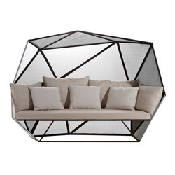 Palau Daybed Garden Sofas From Exteta Architonic