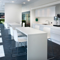 Time Out table - High table | Bar counters | Holmris Office