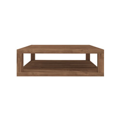 Teak Duplex coffee table | Lounge tables | Ethnicraft