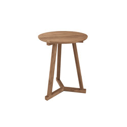 Teak Tripod side table | Side tables | Ethnicraft
