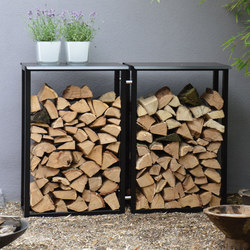 Holzmichel firewood rack | Log holders | jankurtz