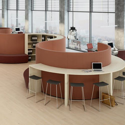 Swing | Space dividers | Holmris Office
