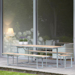 Jever | Restaurant tables and benches | jankurtz