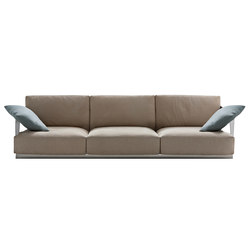 Lisiére sofa | Lounge sofas | Driade