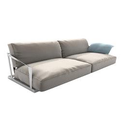 Lisiére sofa | Canapés d'attente | Driade