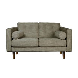 N101 Sofa - 2 seater | Loungesofas | Ethnicraft