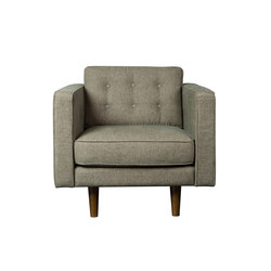 N101 Sofa - 1 seater | Fauteuils d'attente | Ethnicraft
