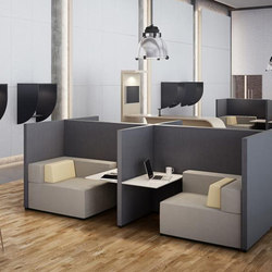 Free High | Sedute lounge da lavoro | Holmris Office
