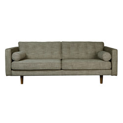 N101 Sofa - 3 seater | Lounge sofas | Ethnicraft