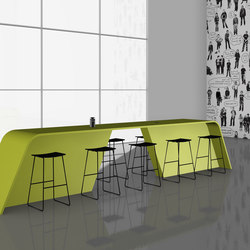 Wing | Bar counters | Holmris Office