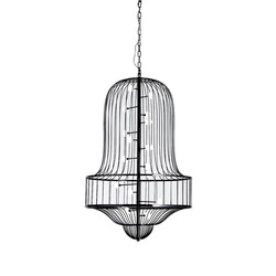 Luciola chandelier | Ceiling suspended chandeliers | Driade
