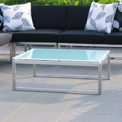 Lux Lounge coffee table | Tables basses de jardin | jankurtz