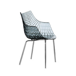 Meridiana fixed easychair | Besucherstühle | Driade