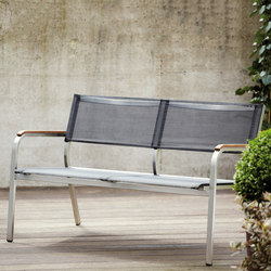 Lux XL lounge bench | Garden benches | jankurtz