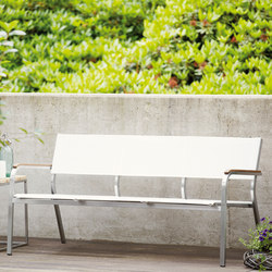 Lux XL lounge bench | Benches | jankurtz