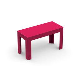 Zef bench XS | Garden benches | Matière Grise