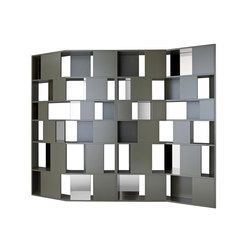 Mosaique bookcase | Office shelving systems | Driade