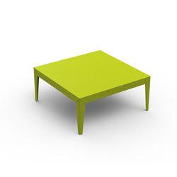Zef low table | Mesas de centro de jardín | Matière Grise