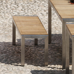 Luxury bench | Garden benches | jankurtz