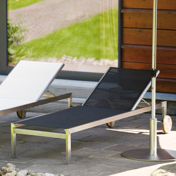 Luxury sun bed | Méridiennes de jardin | jankurtz