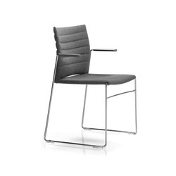 Slim | Visitors chairs / Side chairs | Inclass
