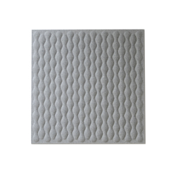 Pinwool | Taps Wave | Wall panels | Tante Lotte