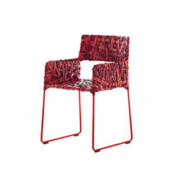 Rikka | Restaurant chairs | Driade