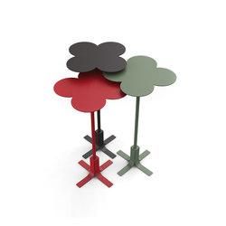 Bise table | Mesas auxiliares de jardín | Matière Grise