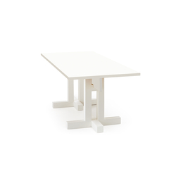 Polo Treto | Tables de restaurant | TOG