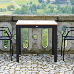 Quadrat table | Dining tables | jankurtz