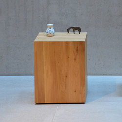 Roll-It stool / side table | Mesas auxiliares | jankurtz