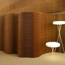 thinwall | natural brown paper | Space dividers | molo