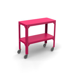 Hegoa shelf 4 | Tea-trolleys / Bar-trolleys | Matière Grise