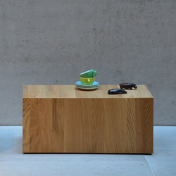 Roll-It stool / side table | Tables basses | jankurtz
