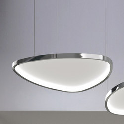 Soft Delta Light + Acoustic | Suspended lights | Sattler
