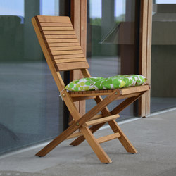 Sumatra folding chair | Chairs | jankurtz