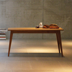 Xaver table | Mesas comedor | jankurtz