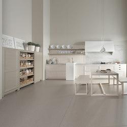 Arkadia | Cream white | Fitted kitchens | dica
