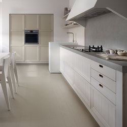 Arkadia | Cream white | Fitted kitchens | dica