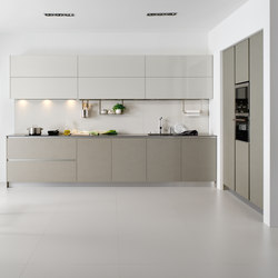 Serie 45 | Natural linen | Fitted kitchens | dica