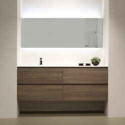 Zero | Elm chocolate | Vanity units | dica
