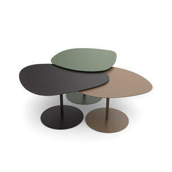 3 Galets | Coffee tables | Matière Grise