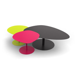 Galet XL combination | Tavoli bassi da giardino | Matière Grise