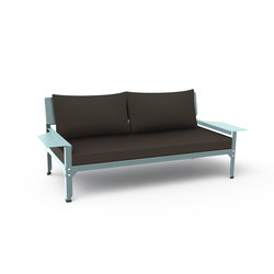 Hegoa lounge sofa | Sofás de jardín | Matière Grise
