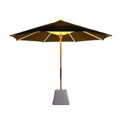 NI Parasol 300 Sunbrella | Ombrelloni | FOXCAT Design Limited